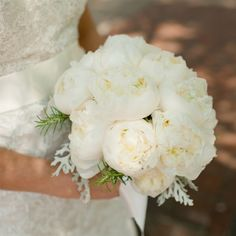 Cute bridesmaids bouquets or table centerpieces with a little bit of green hydrangea?