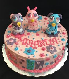 Casimeritos cake