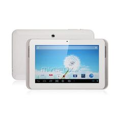 AMPE A78 Tablet PC Display 7 pollici HD Android 4.2 Allwinner A20 Dual-Core 1GHz Ram 1G - Myefox.it € 64,99