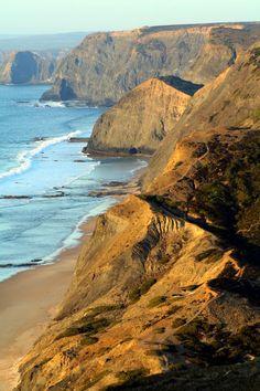 Praia da Barriga - Vila do Bispo - Algarve coastline #Portugal #algarve