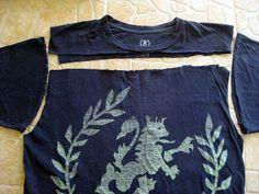 T-shirt Refashion
