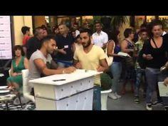 09-07-2015, Corte del Sole,firma-copie del mio idolo,Marco Carta!