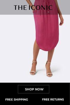bbeff42199 Feelin' Fine Silky Slip Skirt in 2019 | Products | Pinterest | Slip ...