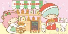 【2015.12】★ #LittleTwinStars #Christmas #KikiLalaBakery