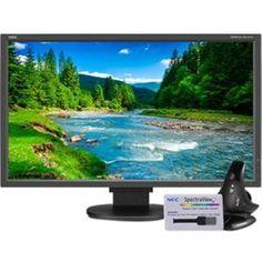 NEC Display MultiSync EA275WMI-BK-SV LCD Monitor EA275WMI-BK-SV