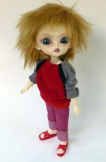 My Hujoo Berry doll