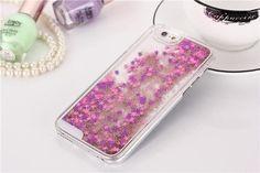 Fancy | Pink Glitter iPhone Case