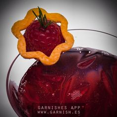 Raspberry kir. Find more in our app!