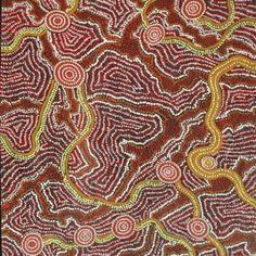 Gabriella Possum Nungurrayi -  Worm Dreaming