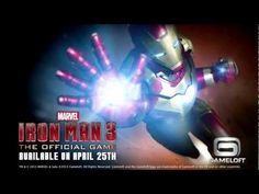 Gameloft have just dropped a major bombshell for mobile gaming fans. They have announced that they will be releasing a Iron Man 3 tie-in game for mobile devices within the iOS and Android platform. Ultron Marvel, Age Of Ultron, Marvel Comics, Iron Man 3, Company Name Generator, Free Action Games, Angel Number Meanings, Ten Games, Iron Man Wallpaper
