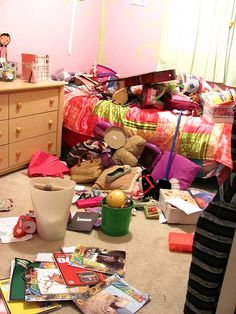 Cleaning Messy Room how to clean a very messy room fast | messy room, cleaning and room