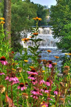 0020 Glen Falls Of Williamsville New York Series