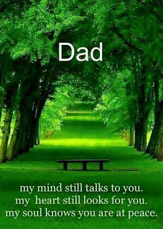 Miss you Daddy...