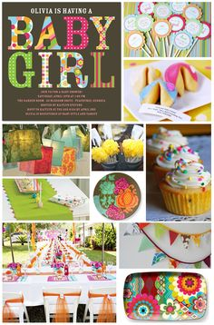 Theme For Baby Shower