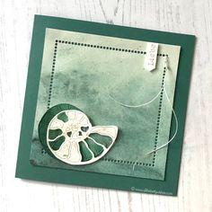 """Bettina Reisinger on Instagram: """"Diese Karte kullert seit Februar (!) halbfertig auf meinem Basteltisch herum 🙈 Eigentlich war sie als Geburtstagskarte gedacht - wurde dann…"""" Creative, Instagram, Videos, Card Crafts, Birth, February, Die Cutting"""