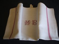 FRENCH LINEN KITCHEN cloth French linen by vintagefrenchstyle, $21.00