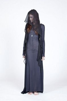 OVATE - MAELSTROM DRESS IN STONE