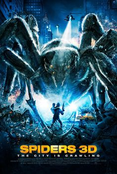 """""""Following a crash of an old Soviet space station in New York City's subway tunnel, a new species of poisonous spiders is discovered. Inadvertently the spiders mutate to gigantic proportions and wreak havoc on the entire city."""""""