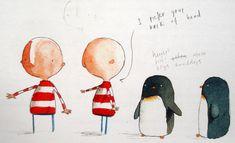Oliver Jeffers Illustrations   para los que no le conozcáis aquí van algunas imágenes de su ...