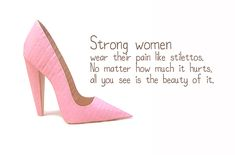 What a lovely thought. Be strong!