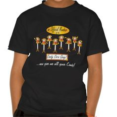 Candy Corn Gang.  Humor.  Customize to your liking.  Look for more items in my store.  Designs by DonnaSiggy. All graphic designs are copyrighted on my products.  #Halloween #TeeShirt #Candy  #pinoftheday #zazzle #gifts #trendy www.zazzle.com/designsbydonnasiggy?rf=238713599140281212