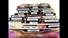 Storing & Organizing Scraps, Magazine Cutouts & Collage Images