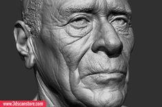 CGTalk - 10 X high resolution colour 3D Head scans