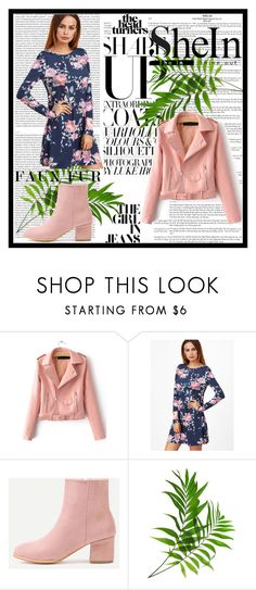 """""""Shein 1/10"""" by zina1002 ❤ liked on Polyvore featuring WithChic and Oris"""