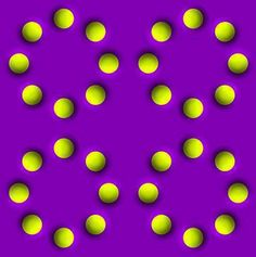 Stare at the picture for three seconds and watch what happens.... SO COOL!!