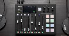Rodecaster Pro review: a podcast studio you can carry on your back Podcast Setup, Multitrack Recording, Adobe Audition, Dji Osmo, Studio Setup, Your Back, Technology, Tecnologia