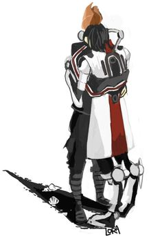 Mass Effect - I'll Miss You by dralora.deviantart.com