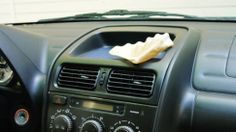 Clean The Interior of Your Car with a Coffee Filter