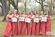 Sweet Bridesmaids picture - Nottoway Plantation
