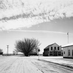 Robert Adams: Prairie - Blanca, Colorado, 1967, gelatin-silver print Monochrome Photography, Black And White Photography, New Topographics, Gelatin Silver Print, Pipe Dream, Colorado, California, Urban, Landscape