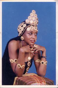 Romance and Regal Raiments: Photo Africa Art, West Africa, North Africa, Black Girl Art, Black Girl Magic, Tribal Hair, African Royalty, Egyptian Goddess, African Diaspora
