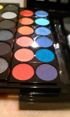 NYX Every Color Imaginable Eye Shadow Palette