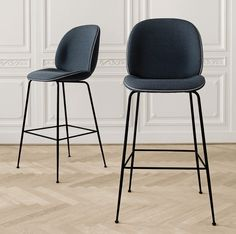 ARCHIVE / Барный стул Beetle / GamFratesi / Gubi / Барные