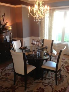 Parade of Home Dining Room