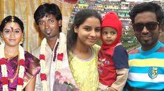 Actor Jagan Family Photos - Vijay TV Connexions Anchor Jagan Family & Fr...