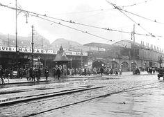 Berlin: Bahnhof Zoologischer Garten, 1925