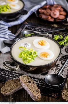 Chrzanowa zupa krem na Wielkanoc - Moje Bistro - Blog K… na Stylowi.pl