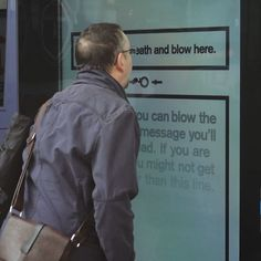 Cancer Research UK has launched a new campaign to promote their Stop Smoking Services with The Breath Test