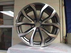 "17"" A6 Machine Face Style Rims Wheels Fits Audi VW A3 A4 Sedan Quattro Gli CC | eBay"