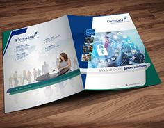 """Check out new work on my @Behance portfolio: """"Technology Brochure Design"""" http://be.net/gallery/28764757/Technology-Brochure-Design"""