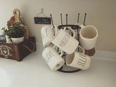 Mug display #raedunn -TLS