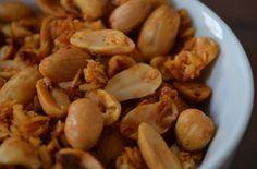 Chili Roasted Peanuts