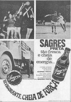 MADE IN PORTUGAL: Sagres (publicidade) - Nostalgia XXVIII Vintage Advertising Posters, Old Advertisements, Vintage Posters, Vintage Signs, Vintage Ads, Vintage Photos, Nostalgia, Old Scool, Old Pub