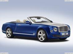 Bentley Grand Convertible Concept (2014)