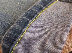 Met deze eenvoudige tip wordt je broek inkorten een fluitje van een cent!