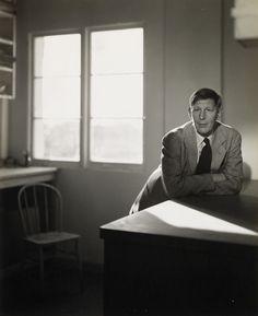 "bartleby-company: "" W. H. Auden by George Platt Lynes (1940s) """